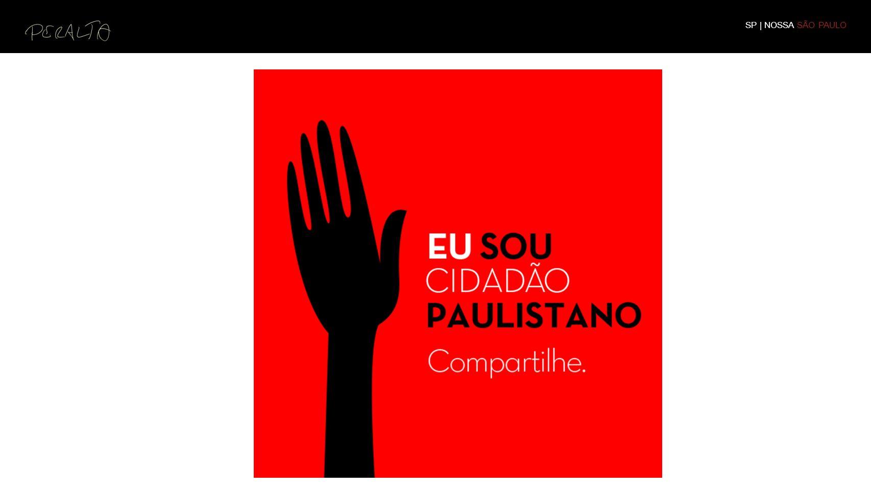 SP | NOSSA SÃO PAULO