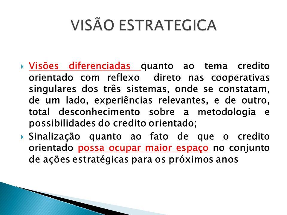 VISÃO ESTRATEGICA