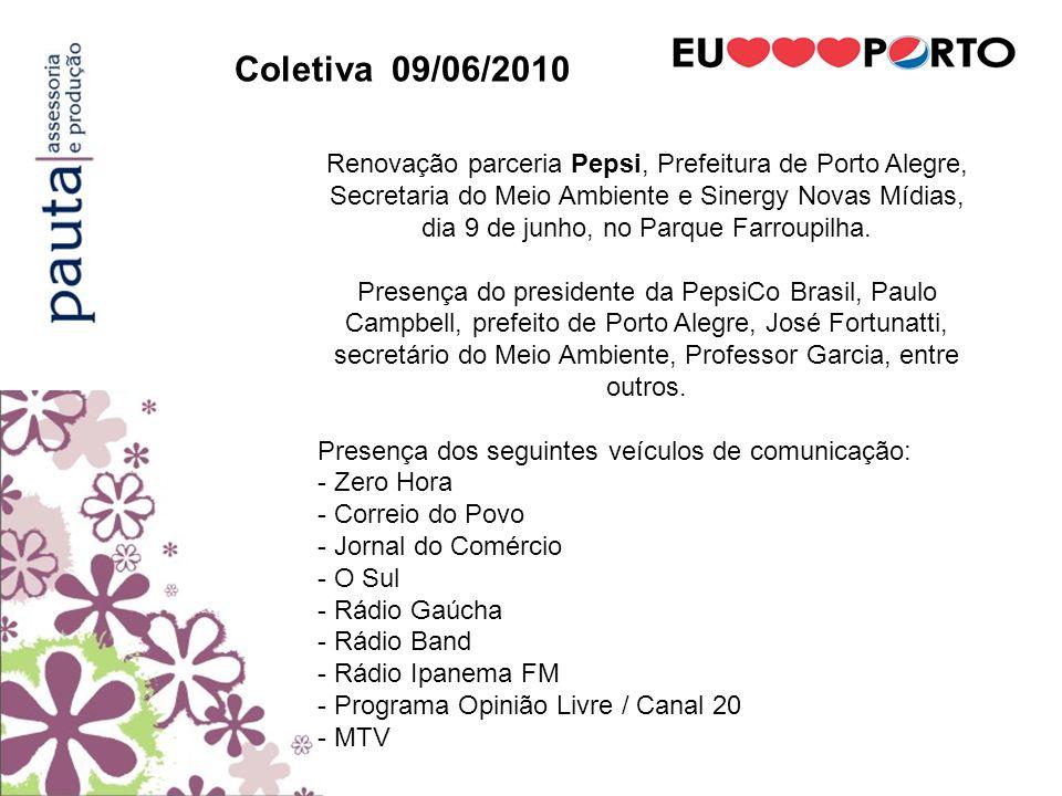 Coletiva 09/06/2010