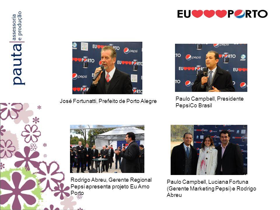 Paulo Campbell, Presidente PepsiCo Brasil