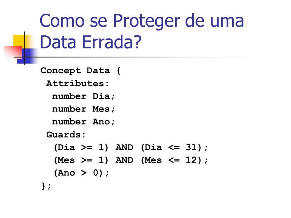 Como se Proteger de uma Data Errada