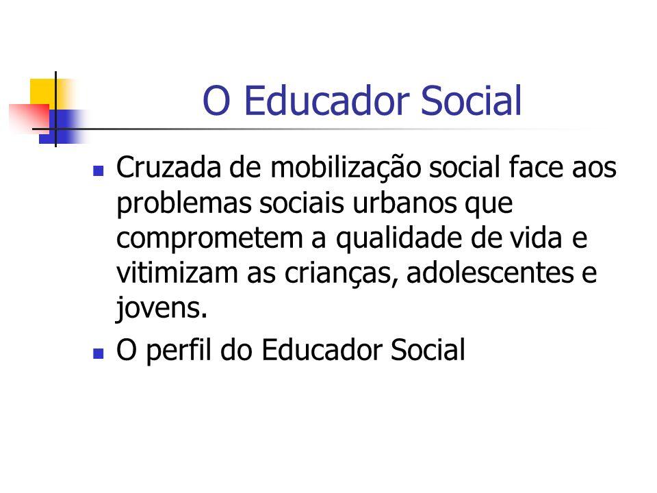 O Educador Social