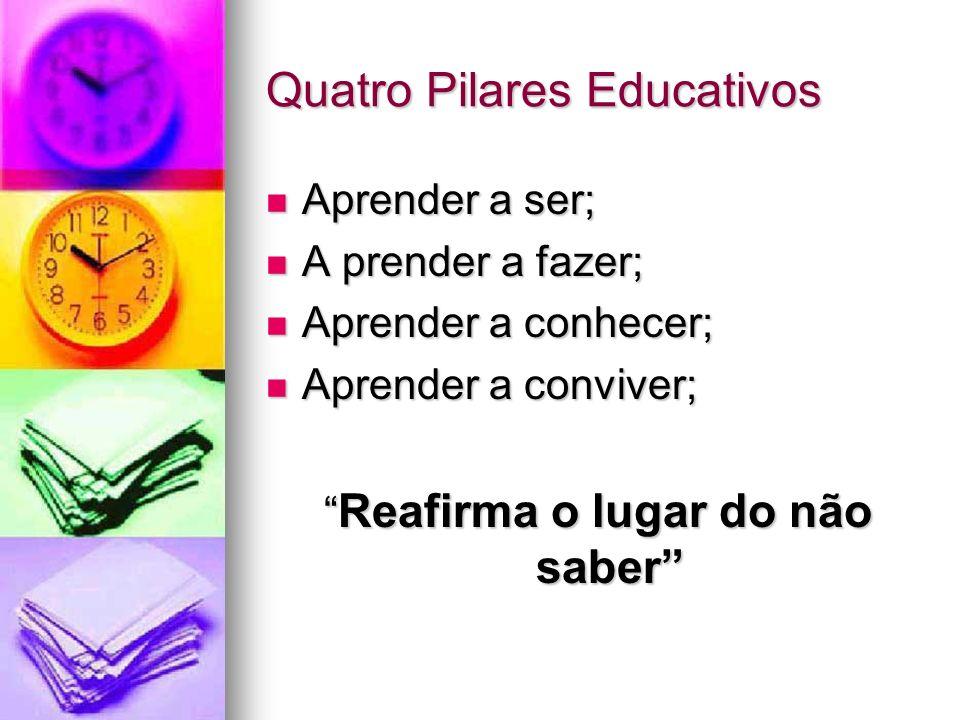 Quatro Pilares Educativos