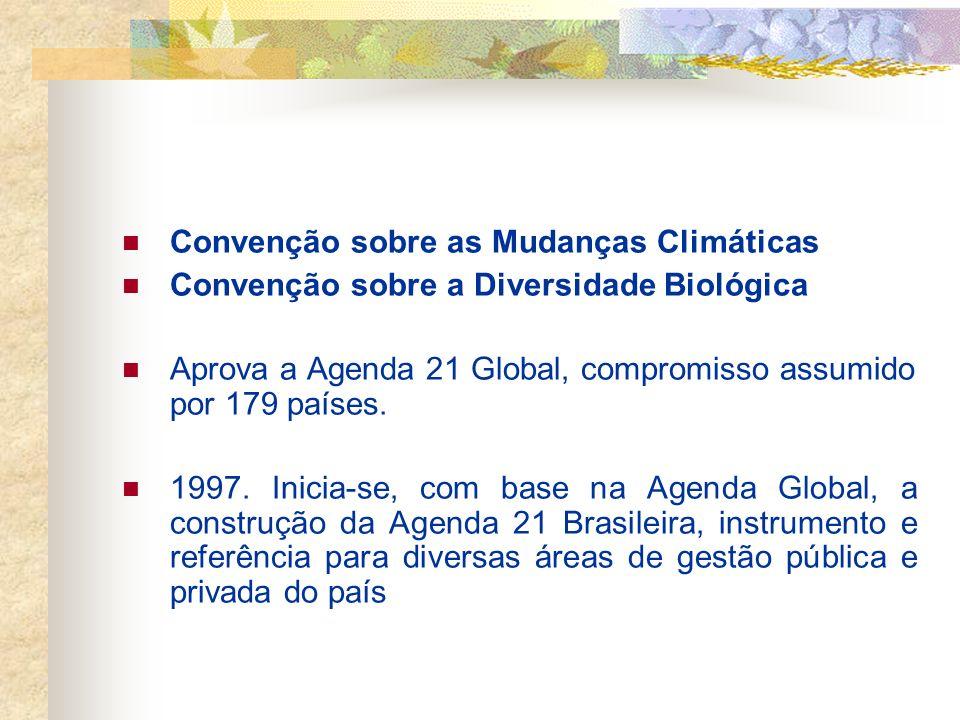 Convenção sobre as Mudanças Climáticas