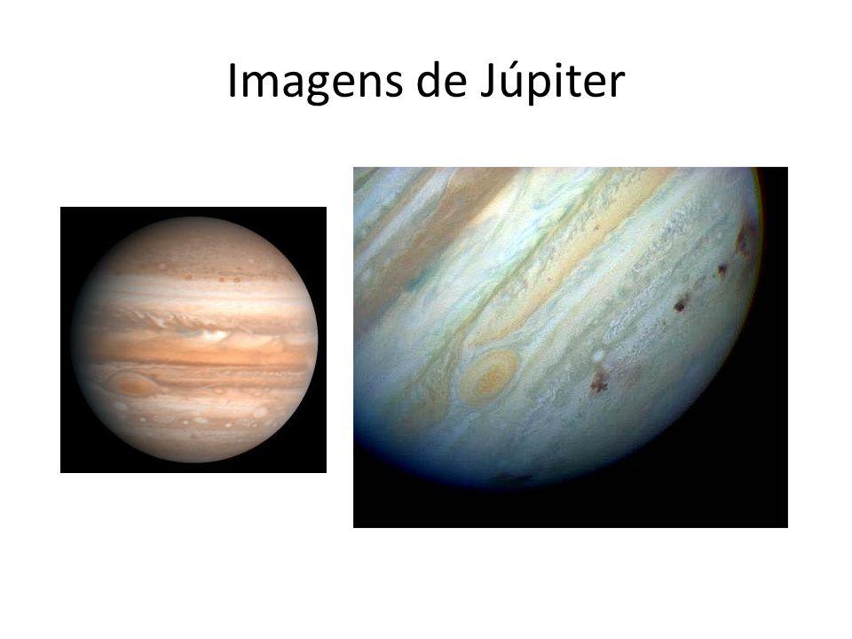 Imagens de Júpiter