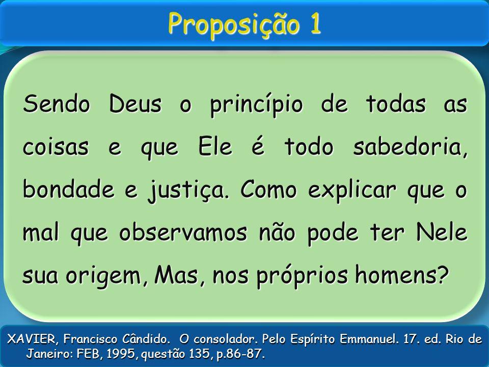 Proposição 1