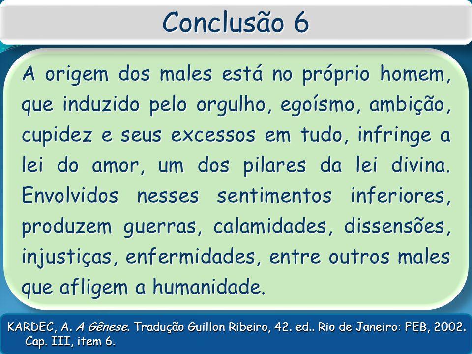 Conclusão 6