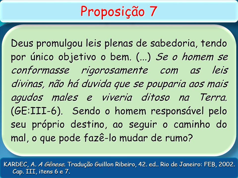 Proposição 7