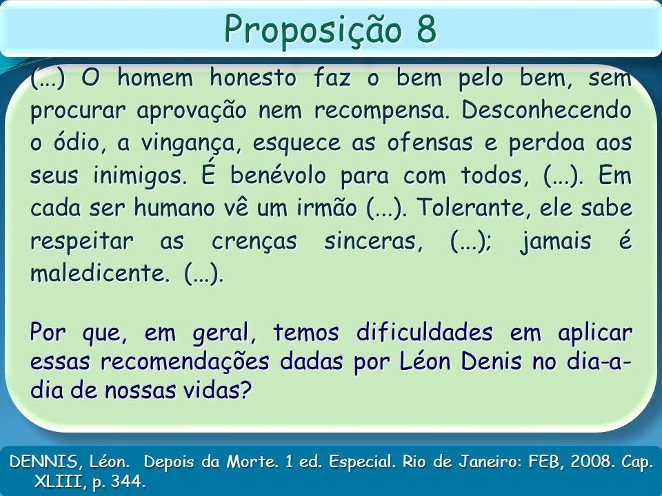 Proposição 8