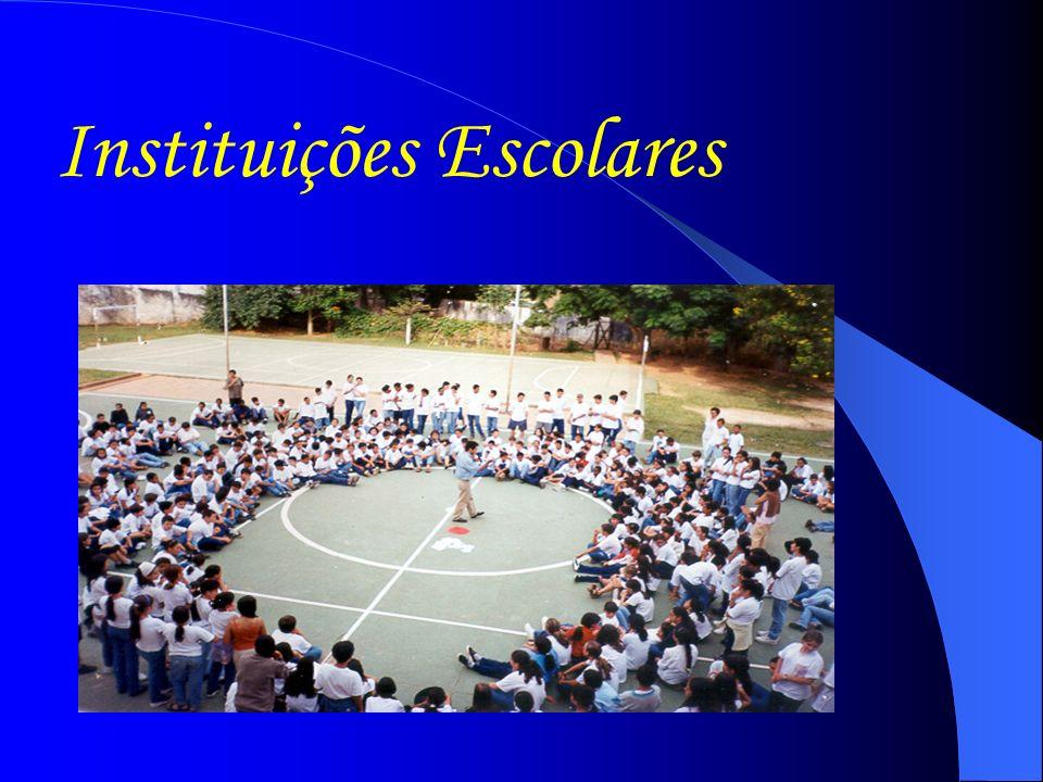 Instituições Escolares