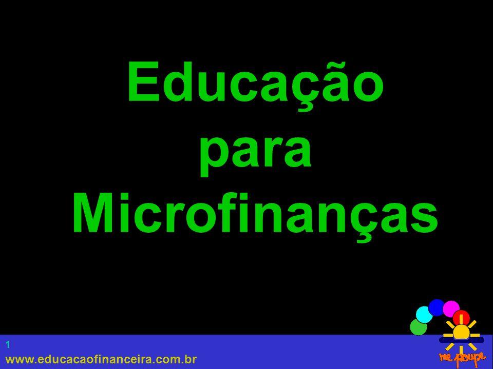 Educação para Microfinanças