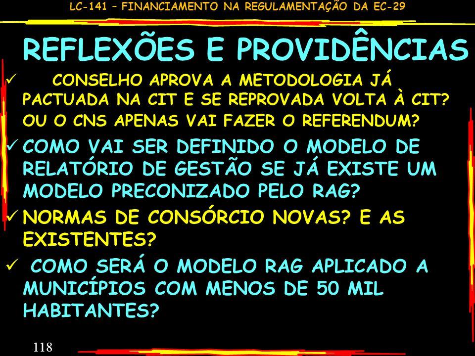 NORMAS DE CONSÓRCIO NOVAS E AS EXISTENTES
