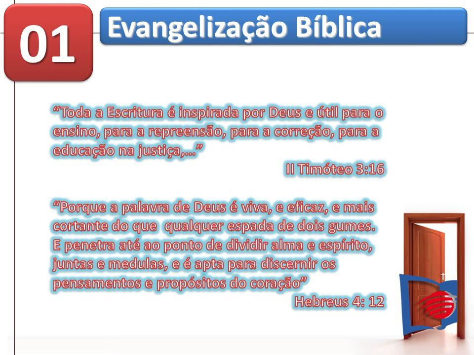 01 Evangelização Bíblica