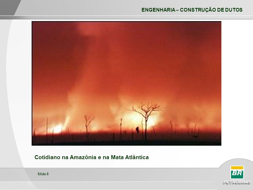 Cotidiano na Amazônia e na Mata Atlântica