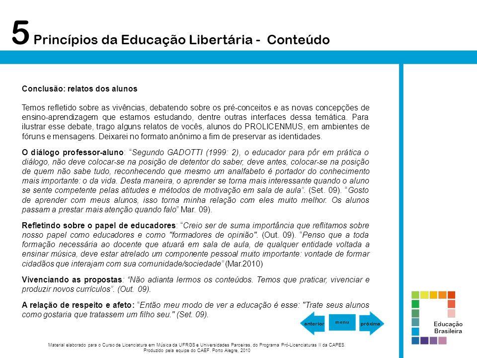 Produzido pela equipe do CAEF. Porto Alegre, 2010