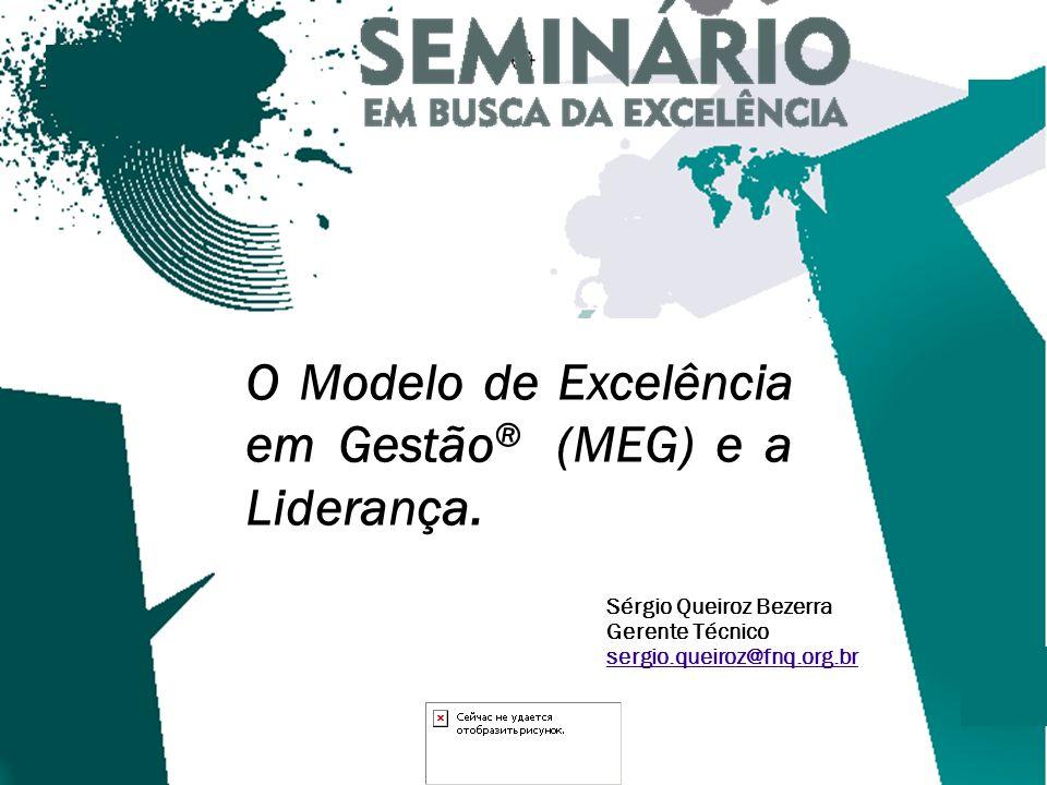 O Modelo de Excelência em Gestão® (MEG) e a Liderança.