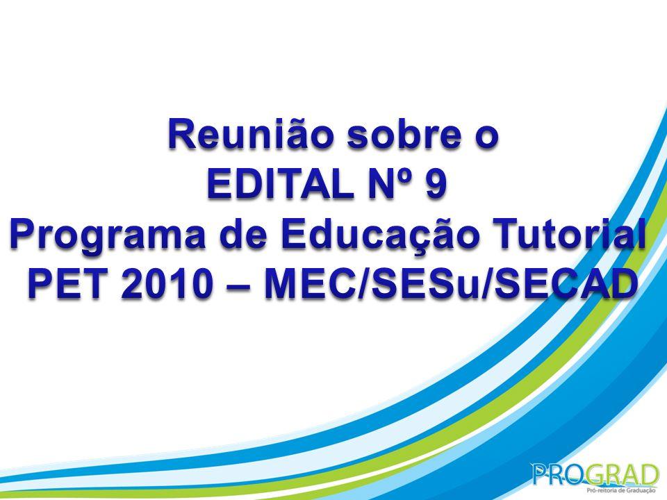 Programa de Educação Tutorial