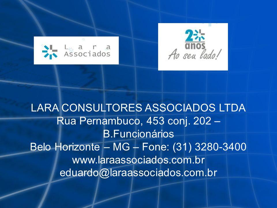 LARA CONSULTORES ASSOCIADOS LTDA
