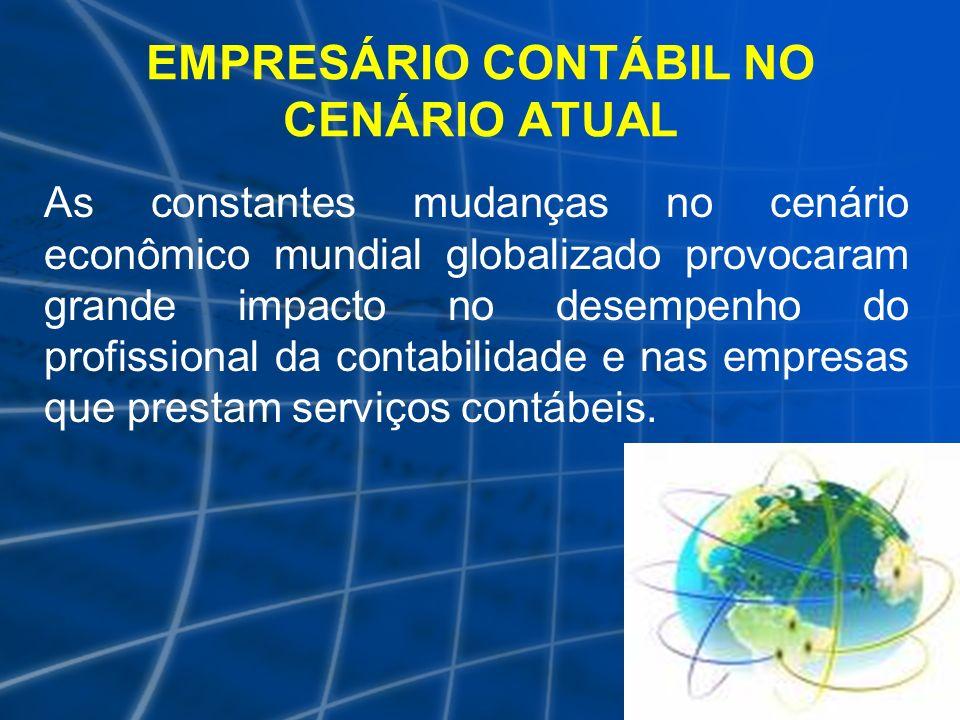 EMPRESÁRIO CONTÁBIL NO CENÁRIO ATUAL