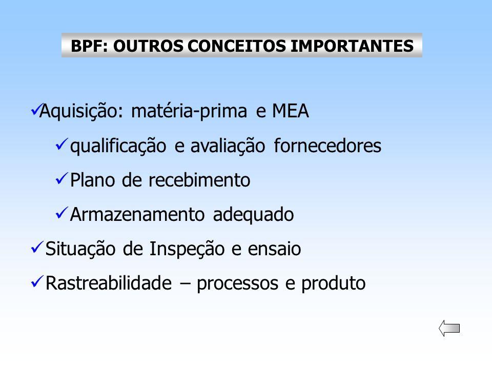 BPF: OUTROS CONCEITOS IMPORTANTES