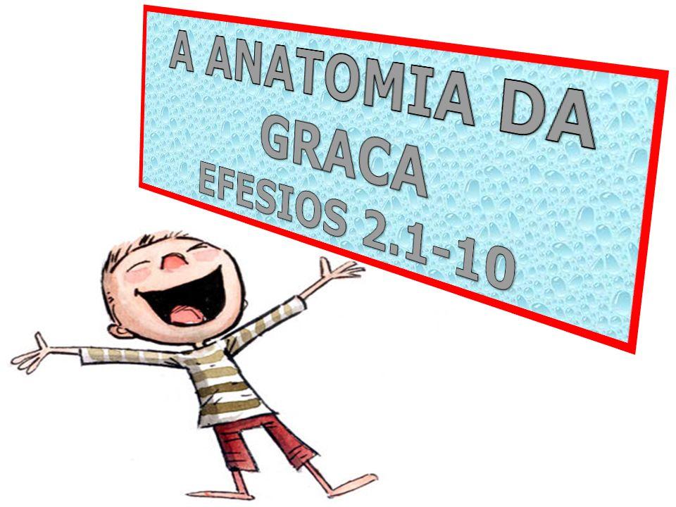 A ANATOMIA DA GRACA EFESIOS 2.1-10