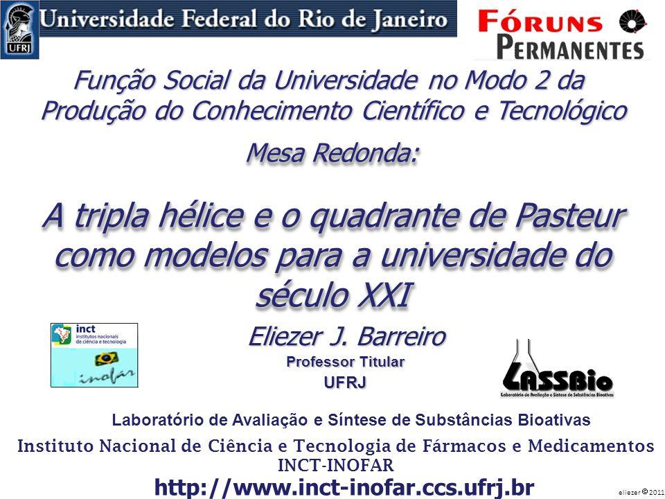 Função Social da Universidade no Modo 2 da Produção do Conhecimento Científico e Tecnológico