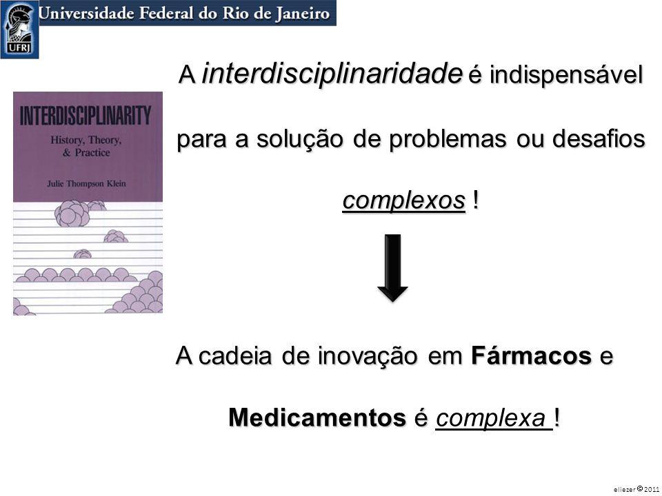 A interdisciplinaridade é indispensável