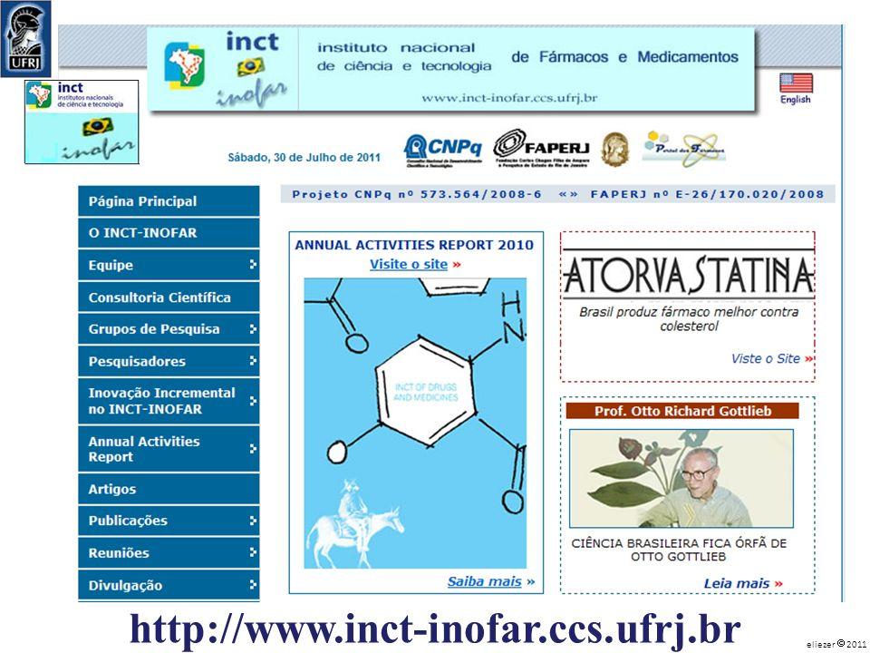 http://www.inct-inofar.ccs.ufrj.br eliezer  2011