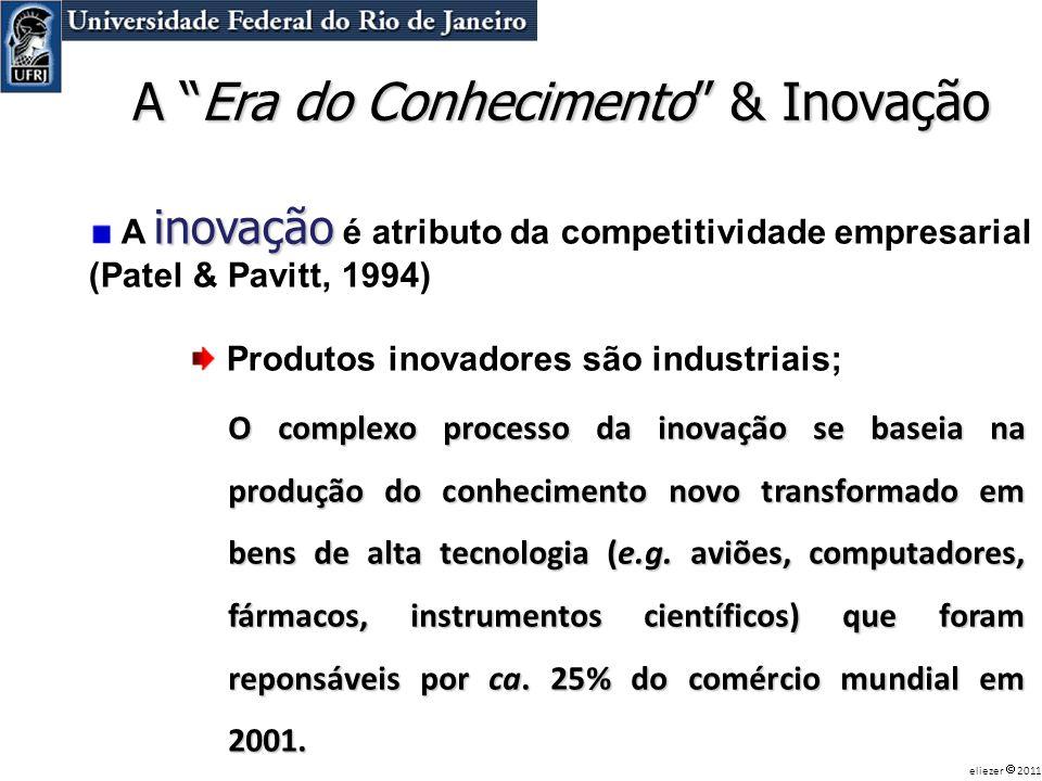 A Era do Conhecimento & Inovação