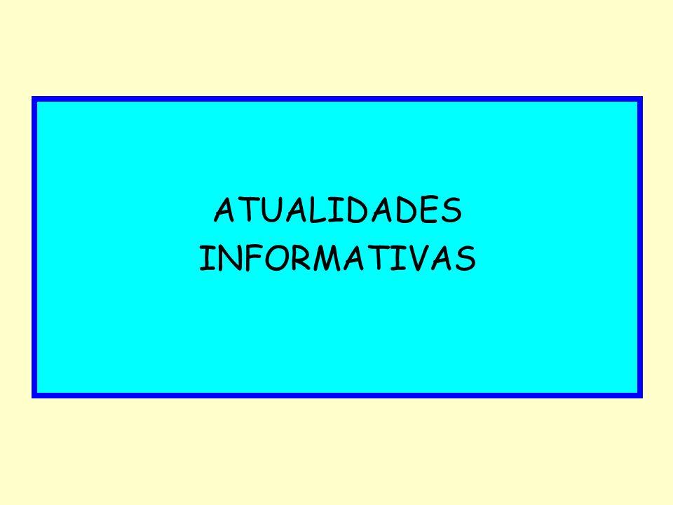 ATUALIDADES INFORMATIVAS