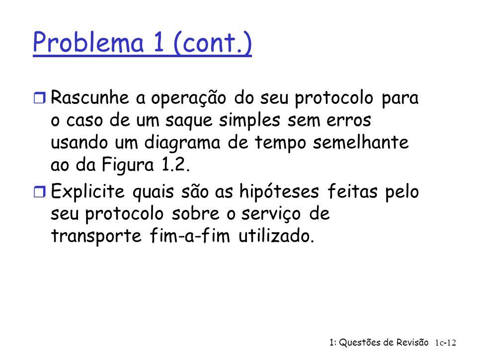 Problema 1 (cont.)