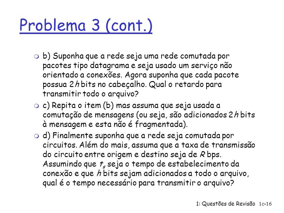 Problema 3 (cont.)
