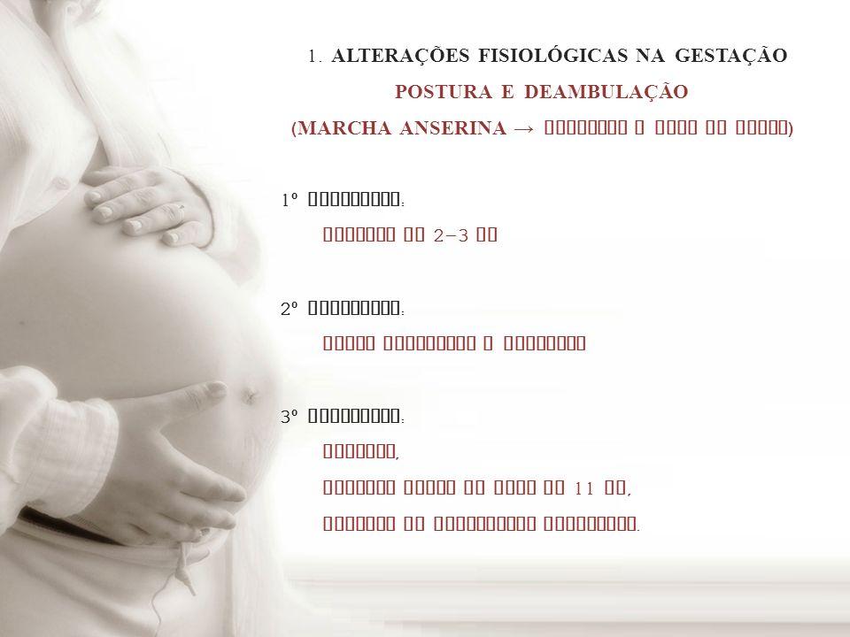 (MARCHA ANSERINA → MODIFICA O EIXO DA BACIA)