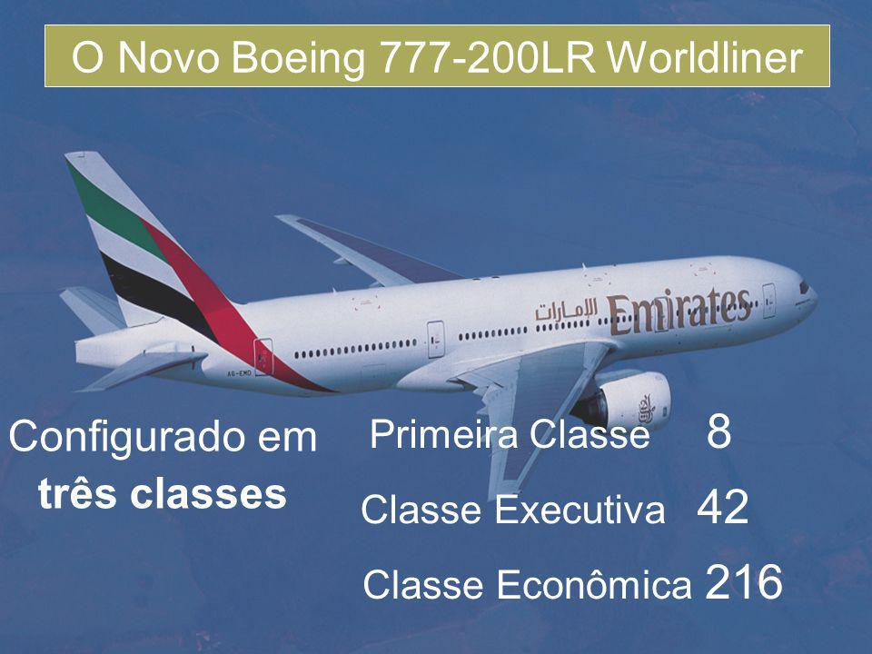 O Novo Boeing 777-200LR Worldliner
