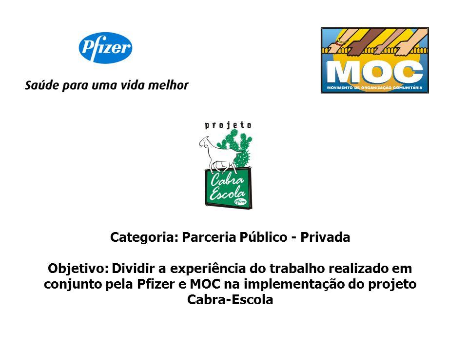Categoria: Parceria Público - Privada
