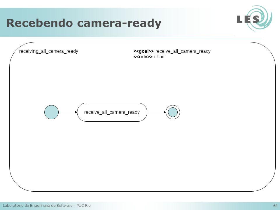 Recebendo camera-ready