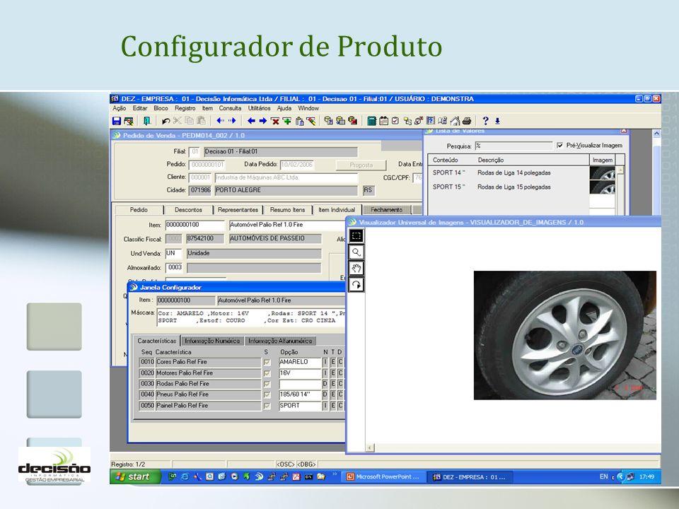 Configurador de Produto