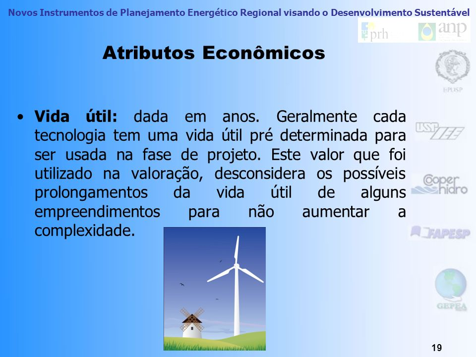 Atributos Econômicos