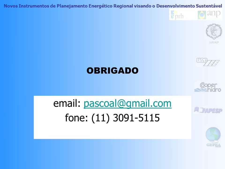 OBRIGADO email: pascoal@gmail.com fone: (11) 3091-5115