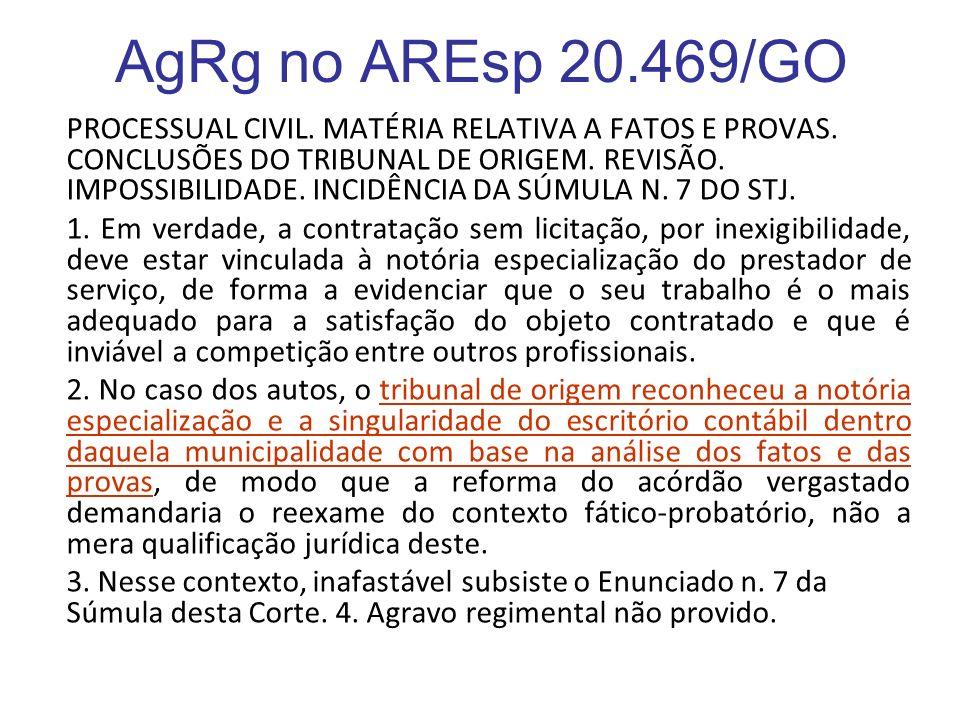 AgRg no AREsp 20.469/GO