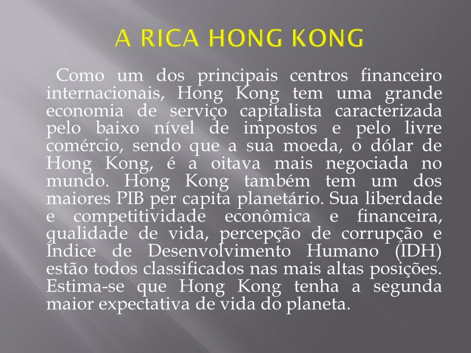 A RICA HONG KONG