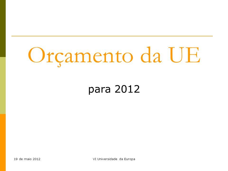 VI Universidade da Europa