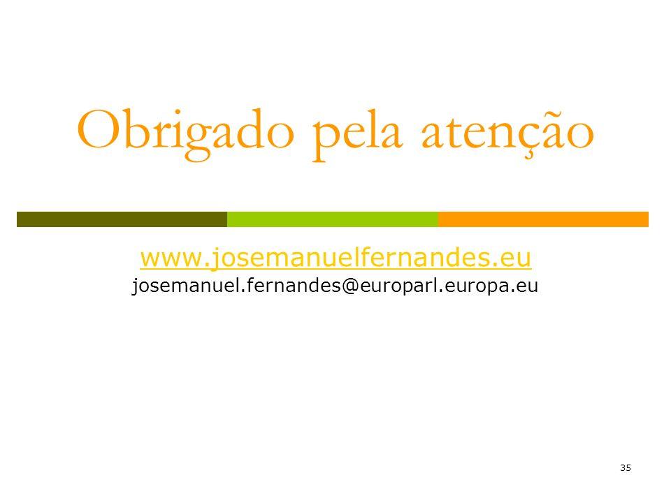 www.josemanuelfernandes.eu josemanuel.fernandes@europarl.europa.eu