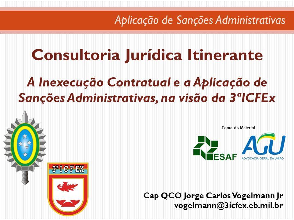 Consultoria Jurídica Itinerante