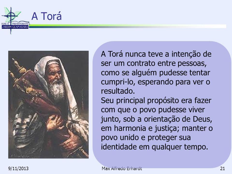 A Torá A Torá nunca teve a intenção de ser um contrato entre pessoas, como se alguém pudesse tentar cumpri-lo, esperando para ver o resultado.