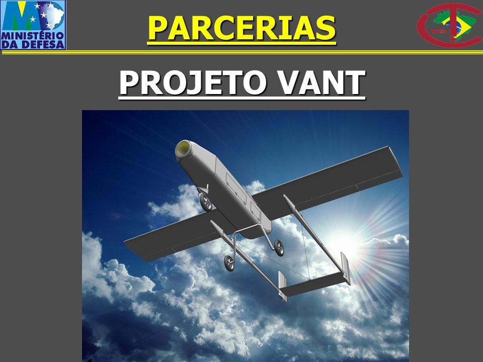 PARCERIAS PROJETO VANT