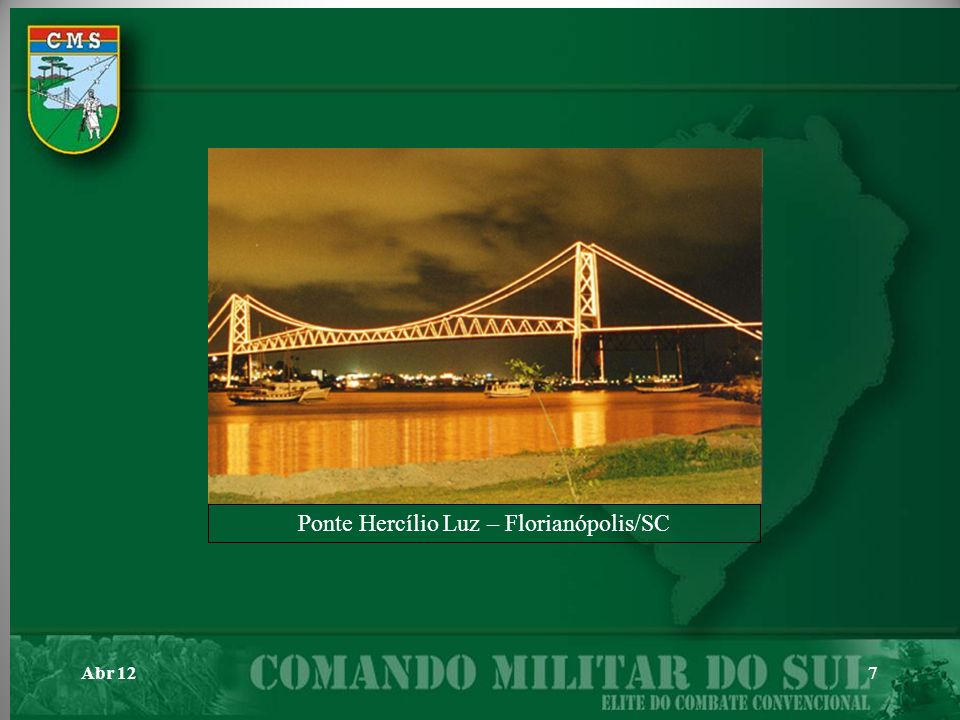 Ponte Hercílio Luz – Florianópolis/SC