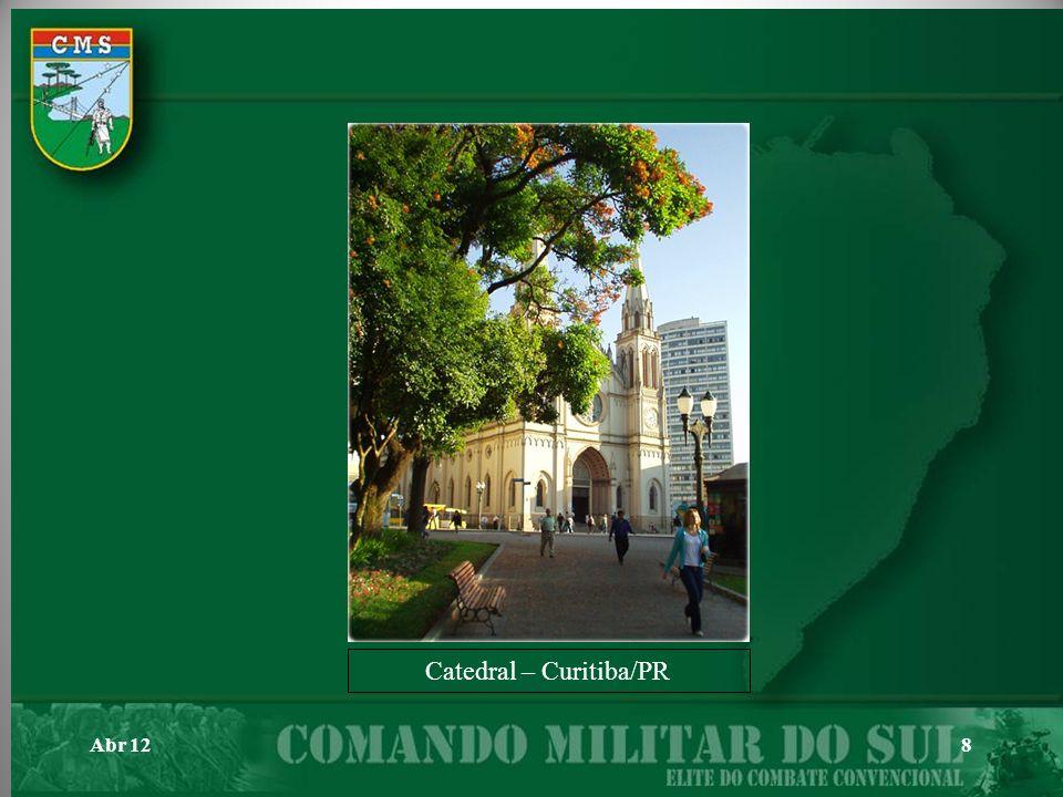 Catedral – Curitiba/PR