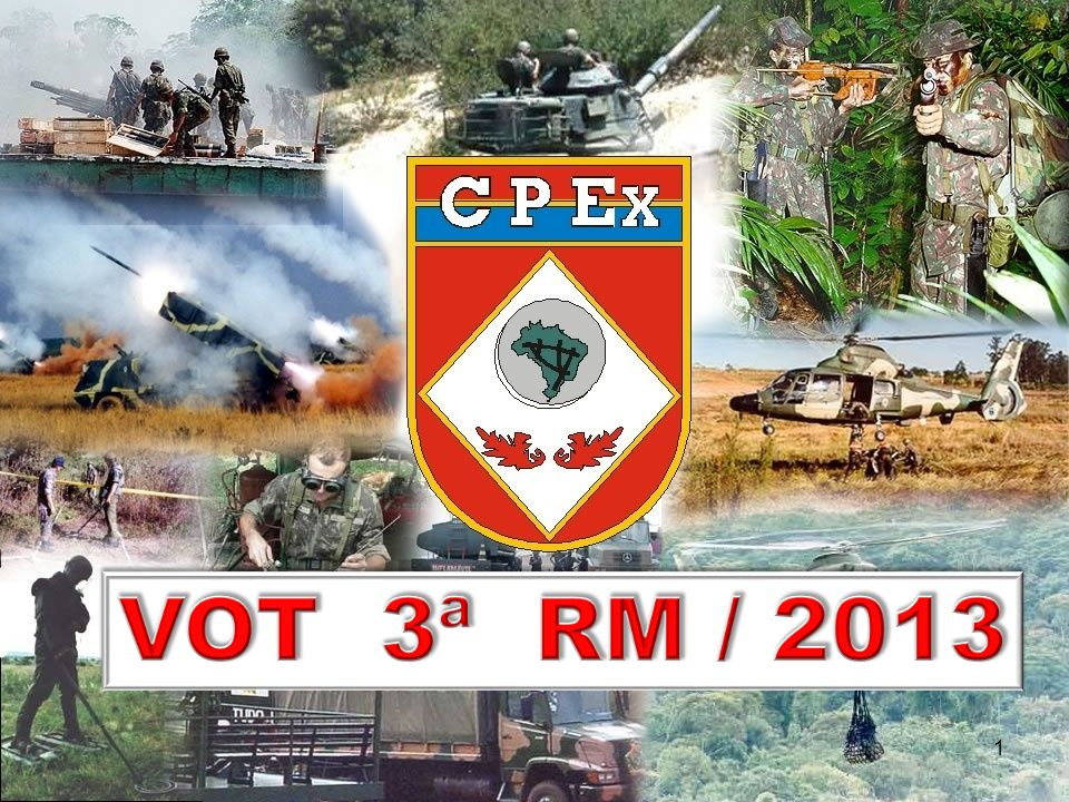 VOT 3ª RM / 2013