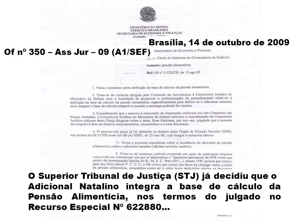 O Superior Tribunal de Justiça (STJ) já decidiu que o